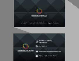 #355 for design business cards for child service company af WaliExpress