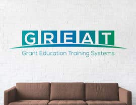 #63 pentru Easy logo for a Grant Education Training Systems de către dobreman14
