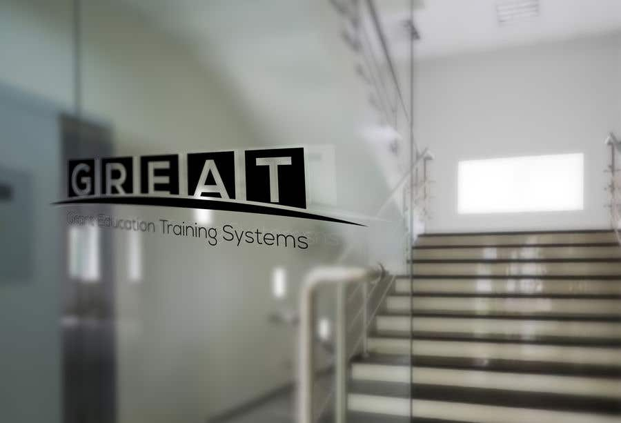 "Intrarea #64 pentru concursul ""Easy logo for a Grant Education Training Systems"""
