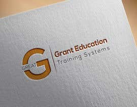 #35 pentru Easy logo for a Grant Education Training Systems de către AlaminHrakib