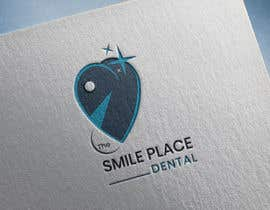 "#361 untuk A logo design for dental office name : "" The Smile Place"" oleh sadiqueadilsl"