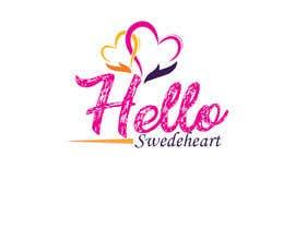 "shompa28 tarafından I need a logo for my family blog ""Hello Swedeheart"" için no 100"