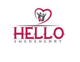 "shompa28 tarafından I need a logo for my family blog ""Hello Swedeheart"" için no 101"
