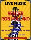 Band Gig Poster için Graphic Design18 No.lu Yarışma Girdisi