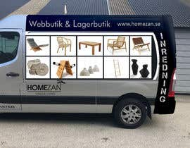 #25 for Design vehicle / van wrap by Leografic