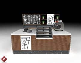 Nro 83 kilpailuun Espresso bar design (coffee corner) käyttäjältä clintzmeji