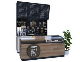Nro 91 kilpailuun Espresso bar design (coffee corner) käyttäjältä deta3d2