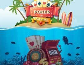 #75 for design poker banner af motioncluster
