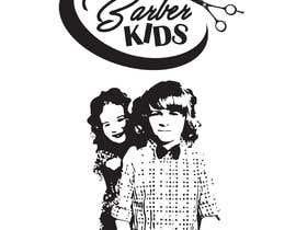 #61 cho Logo for hair salon for kids bởi ronjurin