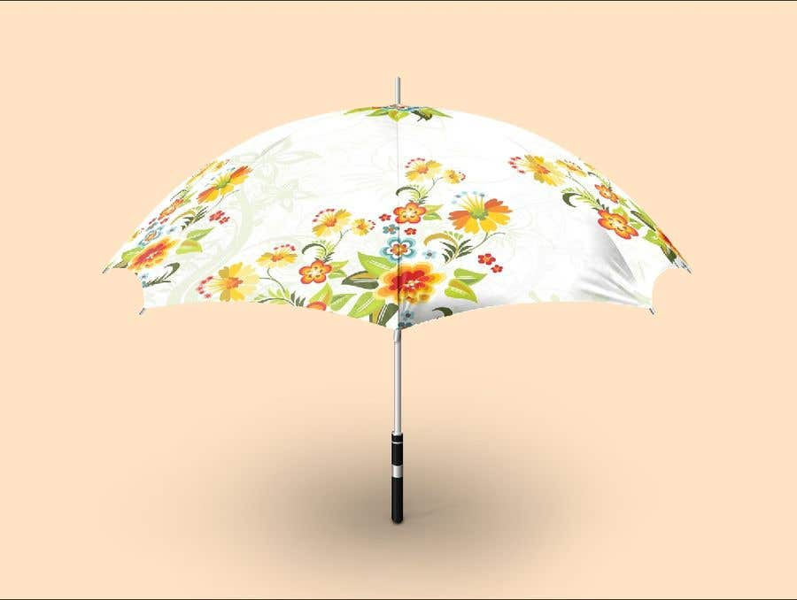 Proposition n°95 du concours need for a pattern design for the umbrella in the attached photo