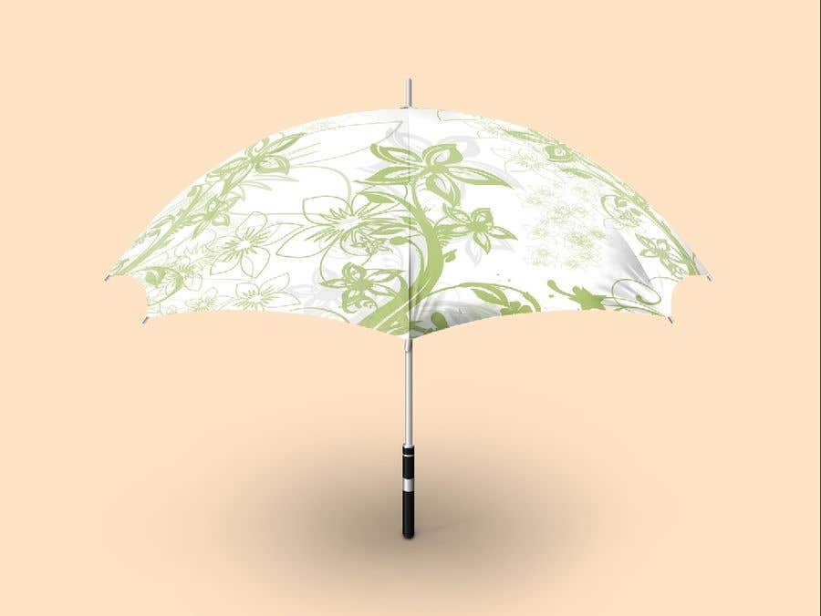 Proposition n°100 du concours need for a pattern design for the umbrella in the attached photo