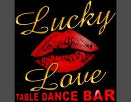 #69 for Logo für Lucky Love Bar by kalart