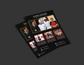 #31 cho Design Flyers for My Waiter/Bartender Hire Business bởi MDYasins