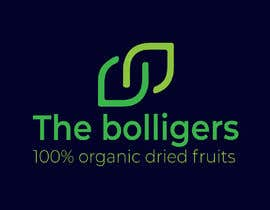 rakibhasan9 tarafından fruits, nuts and honey wine logo the bolligers için no 66