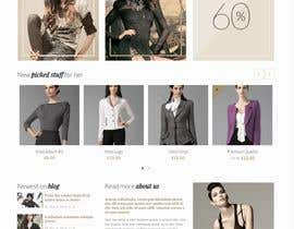 Nro 31 kilpailuun Build two websites that related with Women fashion industry käyttäjältä zahidhasan1524