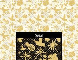 nº 102 pour Lace pattern TROPICAL par soffis