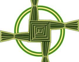 #11 untuk Design me an Image Cartoon Style - Irish St Bridgets Cross oleh JohnGoldx