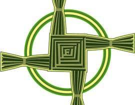 JohnGoldx tarafından Design me an Image Cartoon Style - Irish St Bridgets Cross için no 11