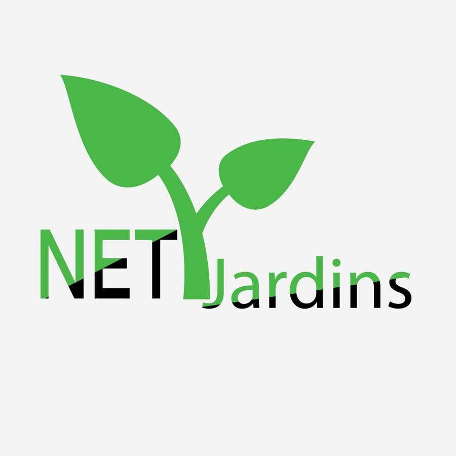 Penyertaan Peraduan #102 untuk Build a cool logo for a garden company