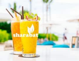 Nro 100 kilpailuun Logo for a refreshing drink - sharabat käyttäjältä anubegum