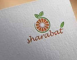 Nro 95 kilpailuun Logo for a refreshing drink - sharabat käyttäjältä rahulsheikh