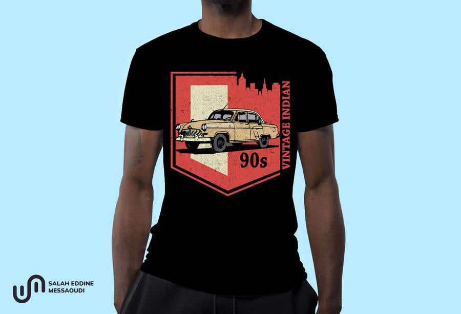 Penyertaan Peraduan #113 untuk T-shirt designs