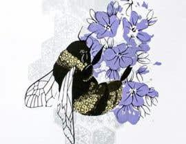 #32 for Bee Silk Screening Graphic by sanjeev3gautam