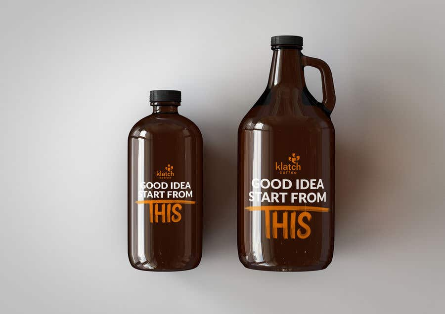 Contest Entry #153 for Growler and Growlette design