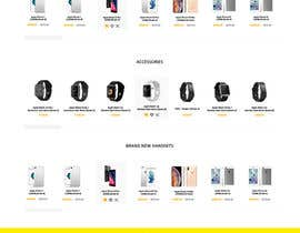 #56 cho Redesign approx 10 website pages bởi ccreativghostO5