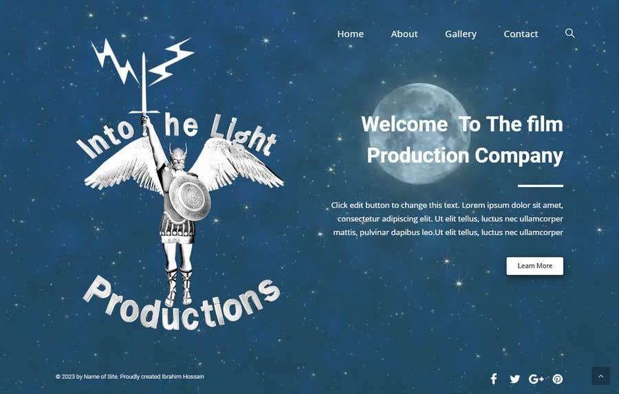 Penyertaan Peraduan #40 untuk Build a Beautiful Website