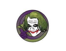 #12 for Illustrate a Joker Logo with dartboard by joepic