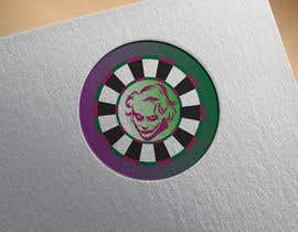 #4 for Illustrate a Joker Logo with dartboard by Mubasshirin