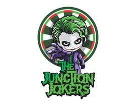 #18 for Illustrate a Joker Logo with dartboard by vrizkyyanuar