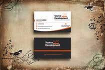Graphic Design Kilpailutyö #342 kilpailuun Re-Design a Business Card for a Website & App Development Company