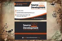 Graphic Design Kilpailutyö #346 kilpailuun Re-Design a Business Card for a Website & App Development Company