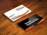 Graphic Design Kilpailutyö #46 kilpailuun Re-Design a Business Card for a Website & App Development Company