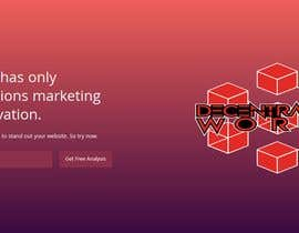 #20 for Design a stunning modern/illustrative/classic landing page by nahinraja