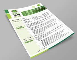nº 5 pour Designing a agenda program par gairolad
