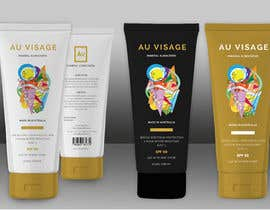 #127 for Design a Luxury Sunscreen Tube af ssandaruwan84