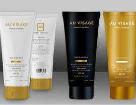#163 for Design a Luxury Sunscreen Tube af ssandaruwan84