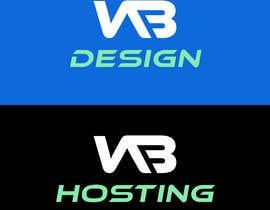 #63 for Logo Design WB Design and WB Hosting af Ripon8606