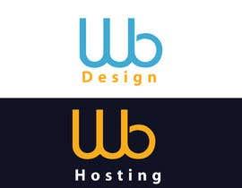 #36 for Logo Design WB Design and WB Hosting af alamin355