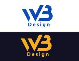 #37 for Logo Design WB Design and WB Hosting af alamin355