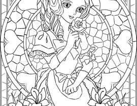 nº 6 pour I need a creative artist to convert the attached image into a stained glass style image that include all the details with the whole body. Please do amaze me with your creativity. par TomPSmith