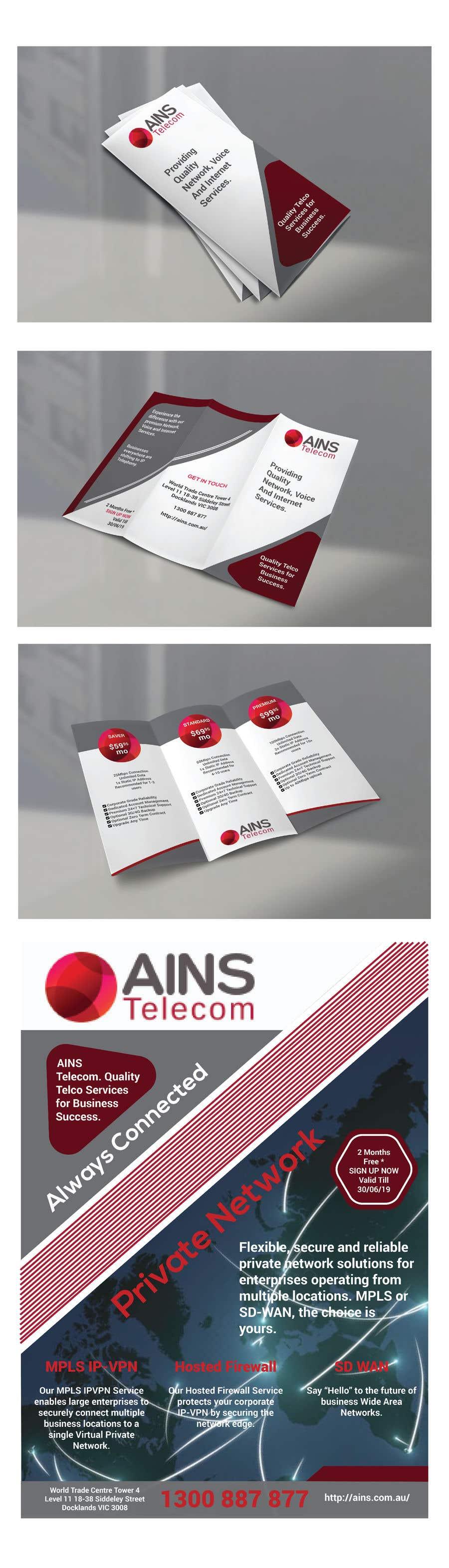Konkurrenceindlæg #9 for Marketing Collateral Design
