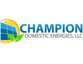 #5 pentru Logo Design for Champion Domestic Energies, LLC de către pinky