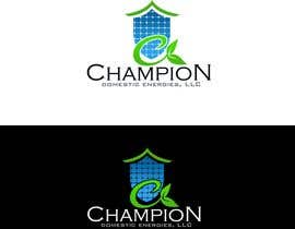 #3 dla Logo Design for Champion Domestic Energies, LLC przez pinky