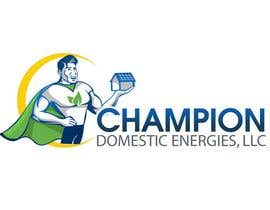pinky tarafından Logo Design for Champion Domestic Energies, LLC için no 186