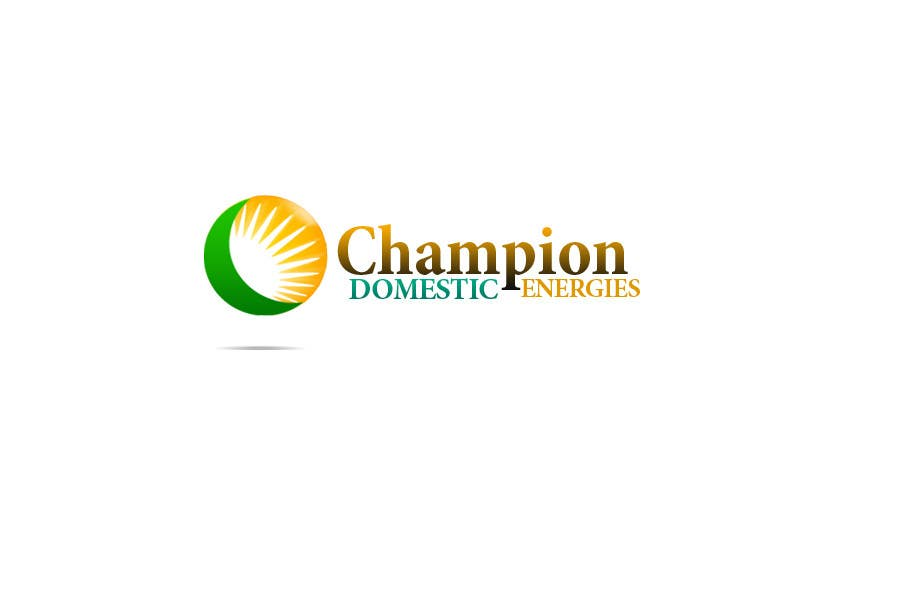#198 for Logo Design for Champion Domestic Energies, LLC by twisterr