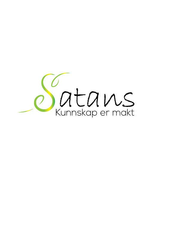 Contest Entry #34 for Logo for Satan group